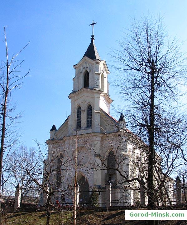 Костел Святого Роха, Минск