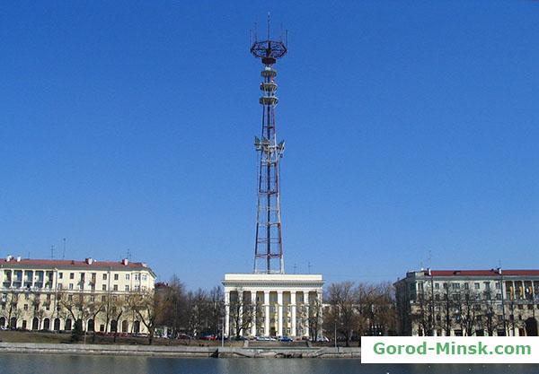 Телецентр в Минске