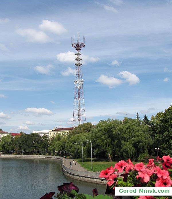 Минская телебашня